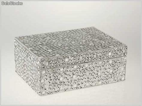 Caja Joyero Plata