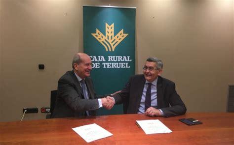Caja Rural de Teruel colaborará con el Colegio de ...