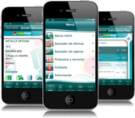 Cajamar publica su App para iPhone en iPhoneros