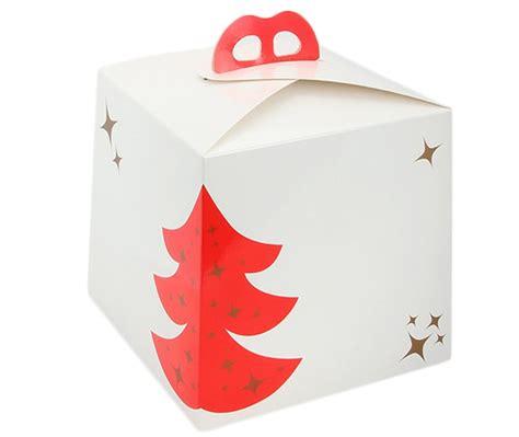 Cajas para panettone decoradas | Gastronomía & Cía