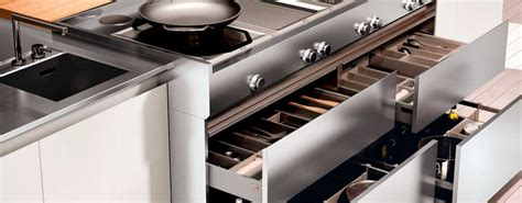 Cajones Para Cocinas. Sistema Cocina Alemana Con Cajn Para ...