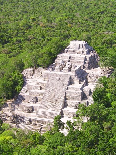 Calakmul, Campeche, Mexico | Indiana Jones | Pinterest