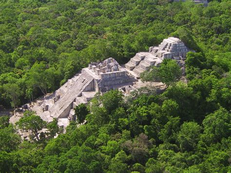Calakmul Historical Facts and Pictures | The History Hub