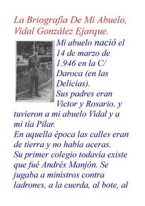Calaméo   Biografía de mi abuelo, Iván.