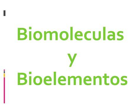 Calaméo - BIOMOLECULAS_Y_BIOELEMENTOS...