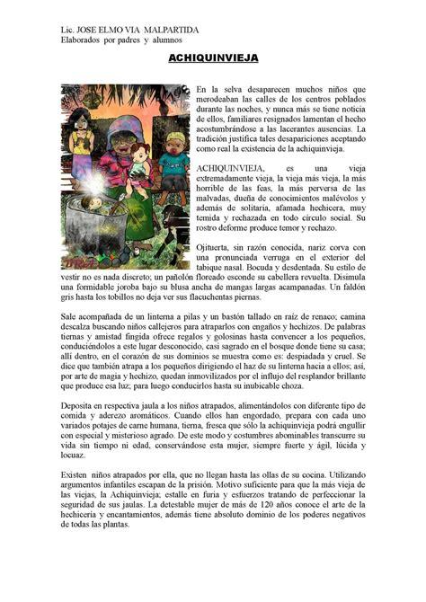 Calaméo - cuentos regionales