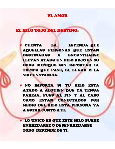 Calaméo   El Hilo Rojo Del Amor