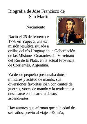 Calaméo - Investigación San Martin 7º B Derlimg