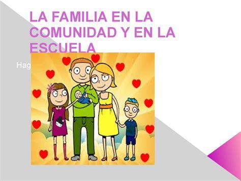 Calaméo - LA FAMILIA EN LA COMUNIDAD Y LA ESCUELA
