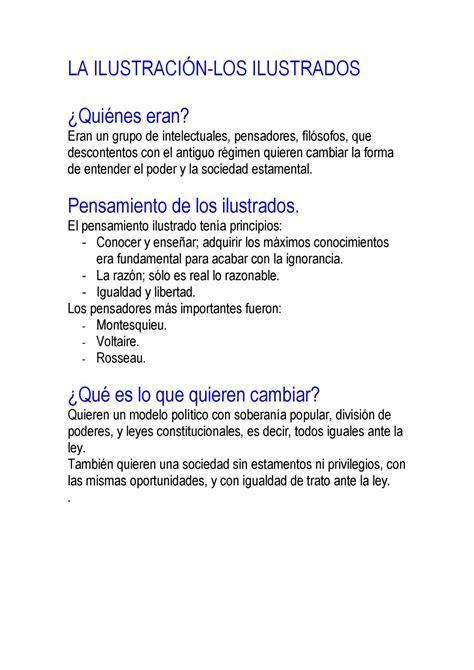 Calaméo - LA ILUSTRACIÓN - LOS ILUSTRADOS.