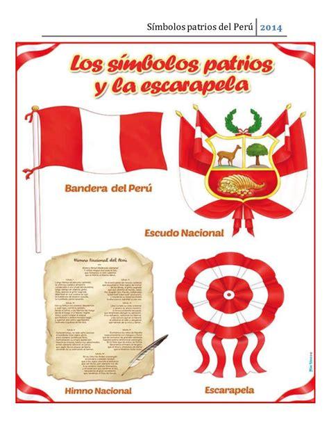 Calaméo - Símbolos Patrios del Perú