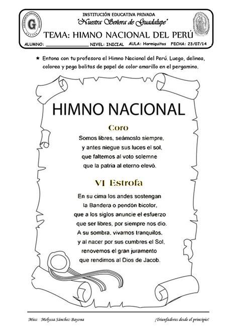 Calaméo - TEMA: EL HIMNO NACIONAL