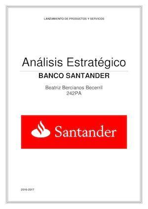 Calaméo   Trabajo Banco Santander