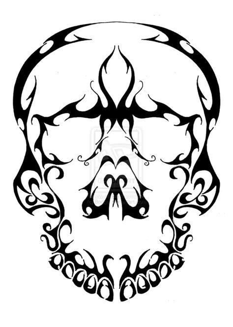 Calaveras con estilo tribal especiales para diseños o ...