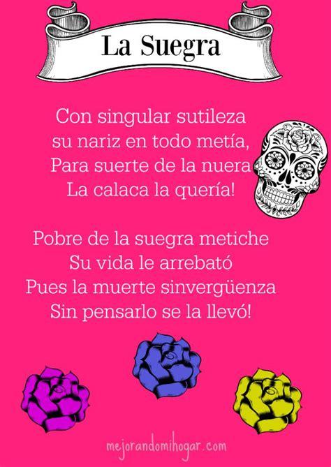 Calaveritas literiarias para Día de Muertos | halloween ...
