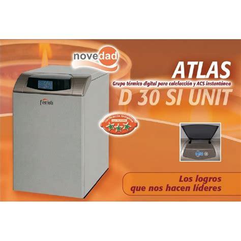 Caldera de gasoil ferroli no arranca – Sistema de aire ...