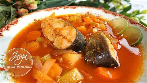 Caldo de Pescado con Verduras   ViYoutube