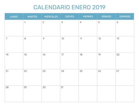 Calenda 2019   Calendarios 2019 para imprimir, calendarios ...