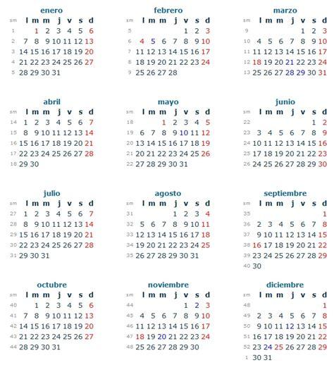 Calendario 2013 de feriados y laboral México | Universo Guia