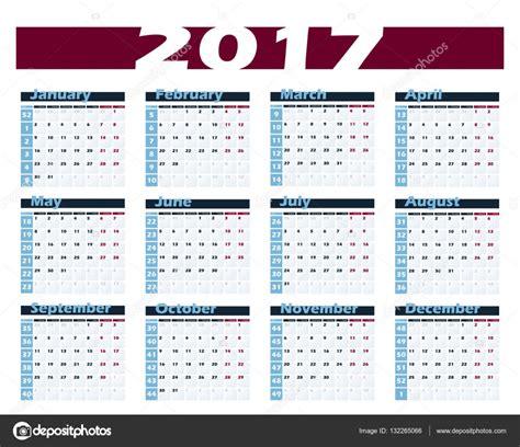 Calendario 2017 Con Semana Santa - newcalendar