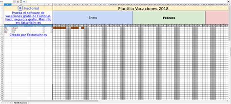 calendario 2018 en excel - Kays.makehauk.co