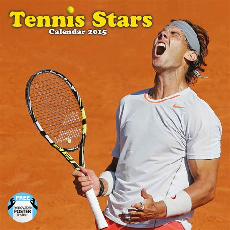 Calendario 2019 Tennis   EuroPosters.it