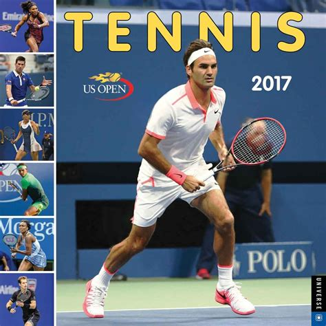 Calendario 2019 Tennis The U.S. Open   EuroPosters.it
