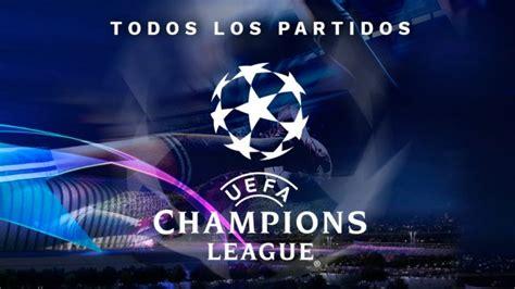 Calendario Champions League: Partidos de hoy, miércoles 3 ...