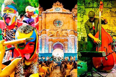 Calendario de eventos culturales del Caribe en 2017 | El ...