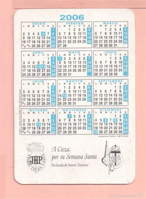 calendario de publicidad semana santa de cieza - Comprar ...