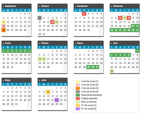 Calendario escolar 2017-2018 en Castilla y León | Escuelas ...