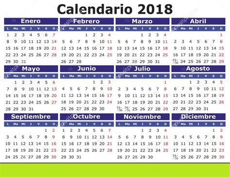 Calendario Escolar 2018 Madrid | Calendario 2018 para ...