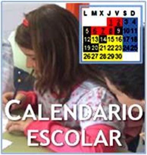 Calendario escolar curso 2014 15   Madrid.org   Portal de ...