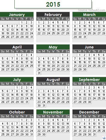 Calendario fiscal del contribuyente para 2017 ...