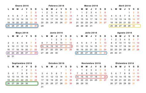 Calendario General Del Contribuyente 2017 Agencia ...