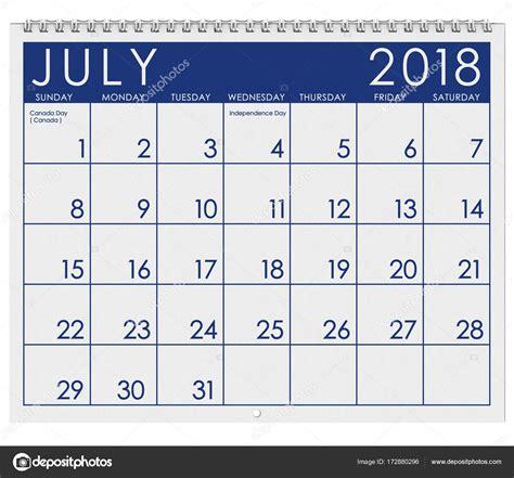 calendario julio agosto 2018   Ideal.vistalist.co