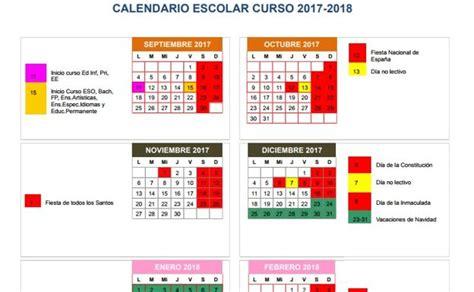 Calendario Laboral 2017 2018 Navarra   kalender HD