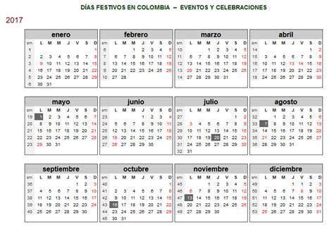 Calendario laboral 2017 – Calendario 2017