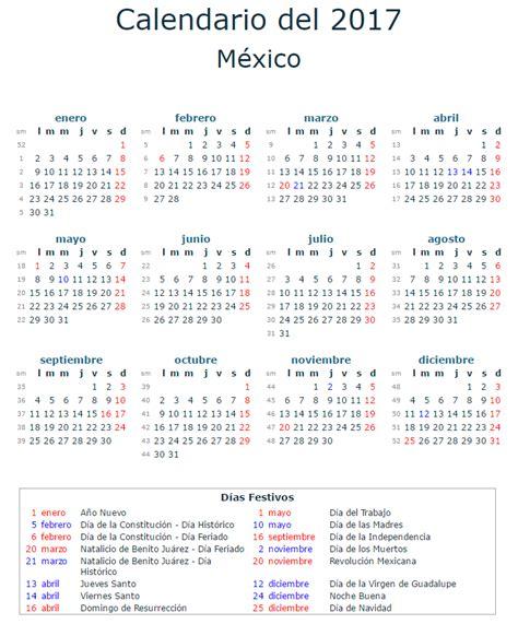 Calendario laboral 2018   Financiamiento
