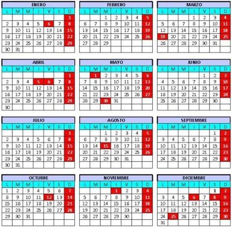 Calendario laboral Canarias 2012   DeFinanzas.com