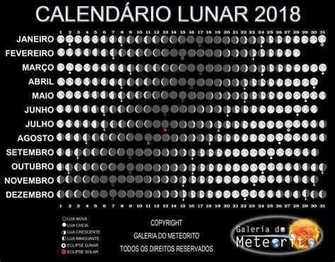 Calendário lunar   Galeria do Meteorito