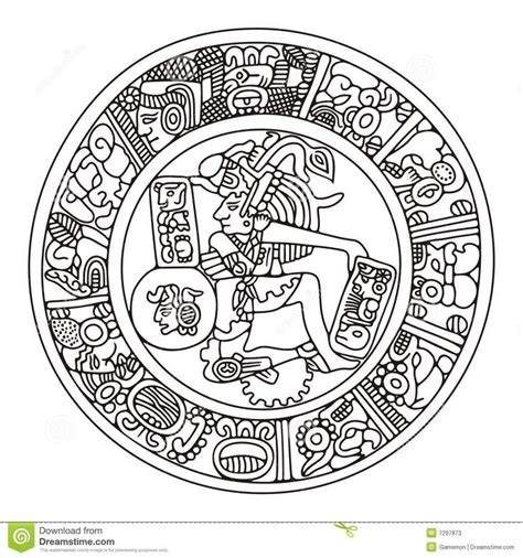 calendario maya - Cerca amb Google | Art ètnic | Pinterest ...