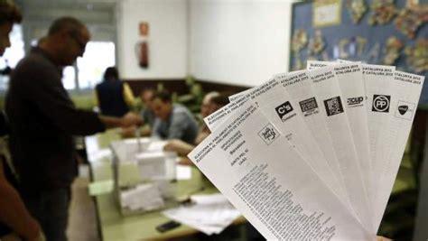 Calendario para las elecciones en Cataluña del 21 de diciembre