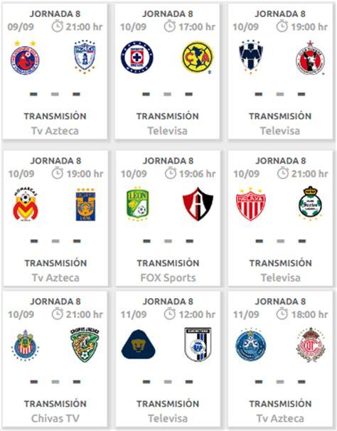 Calendario Seleccion Mexicana Hexagonal Rusia 2018 ...