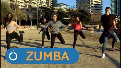 Calentamiento de ZUMBA fitness para principiantes - ViYoutube