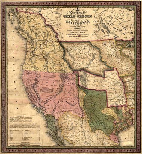 California Territory Map