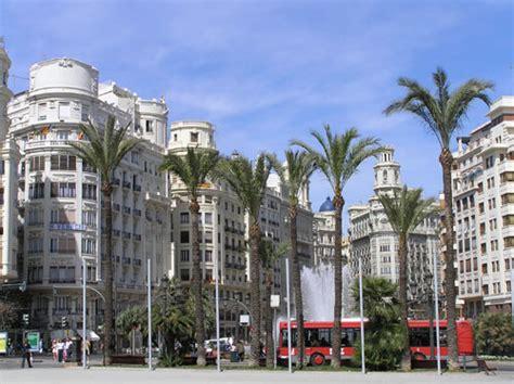Calles de Valencia en Valencia Centro VivirValencia.com