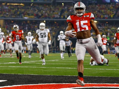 Calls For Ezekiel Elliott To Quit College Football Show ...