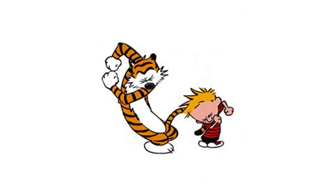 calvin and hobbes gif | Tumblr