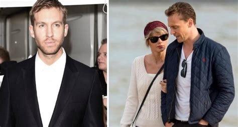 Calvin Harris está molesto por nuevo noviazgo de Taylor Swift